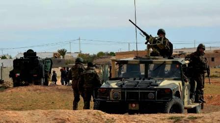 Tunisie – Affrontement armé avec des contrebandiers libyens