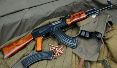 Tunisie- Découverte d'une cache d'armes à Ben Guerdène
