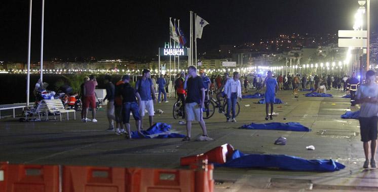 Attentat de Nice: Détails sur les 5 suspects arrêtés dont 3 tunisiens