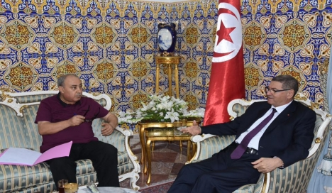 BR: Tunisie- Habib Essid fustige les manœuvres de certains partis politiques