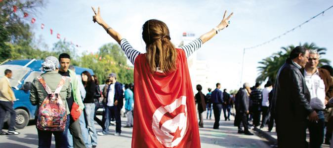 Tunisie : Pourquoi pas une femme à la Kasbah?!