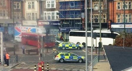 Londres : Alerte à la bombe dans une station de métro
