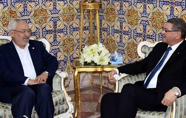Habib Essid a passé outre les conseils de Rached Ghannouchi de ne pas solliciter la confiance du Parlement