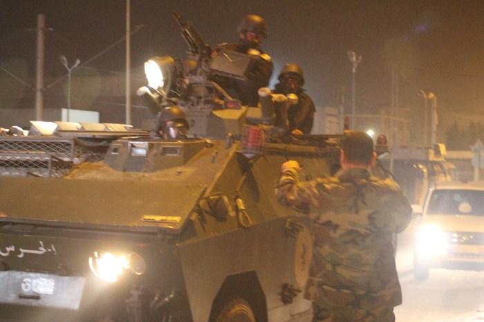 Opération sécuritaire à Kasserine: Deux terroristes abattus