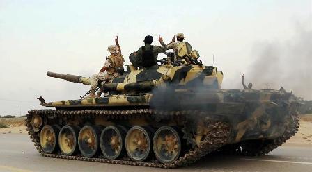 Libye : Daech délogé de ses derniers quartiers à Syrte