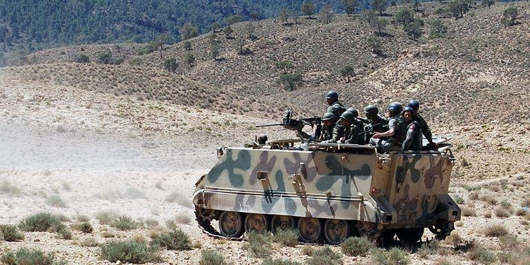 Tunisie- Kasserine: Détails de l'attaque terroriste du Mont Semmama
