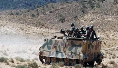Tunisie- Kef: Affrontements entre militaires et un groupe armé