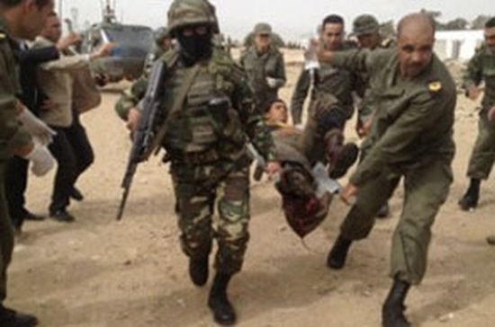 Trois soldats tués dans une attaque terroriste contre une patrouille à Jebel Sammama à Kasserine