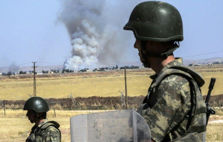 La Russie se dit profondément préoccupée par l'intervention turque en Syrie