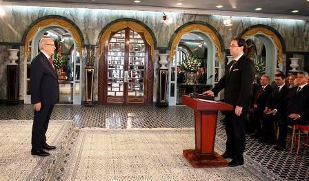 Tunisie – Le gouvernement Youssef Chahed prête serment