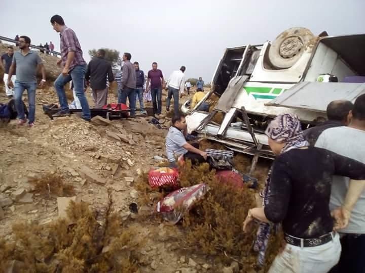 Accident d 39 el fahs nouveau bilan du minist re de l for Interieur ministere tunisie