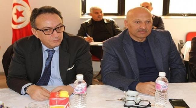 Tunisie : Hafedh Caid Essebsiet Ridha Belhaj, les frères ennemis entre alliance  d'intérêt et rivalité de leadership