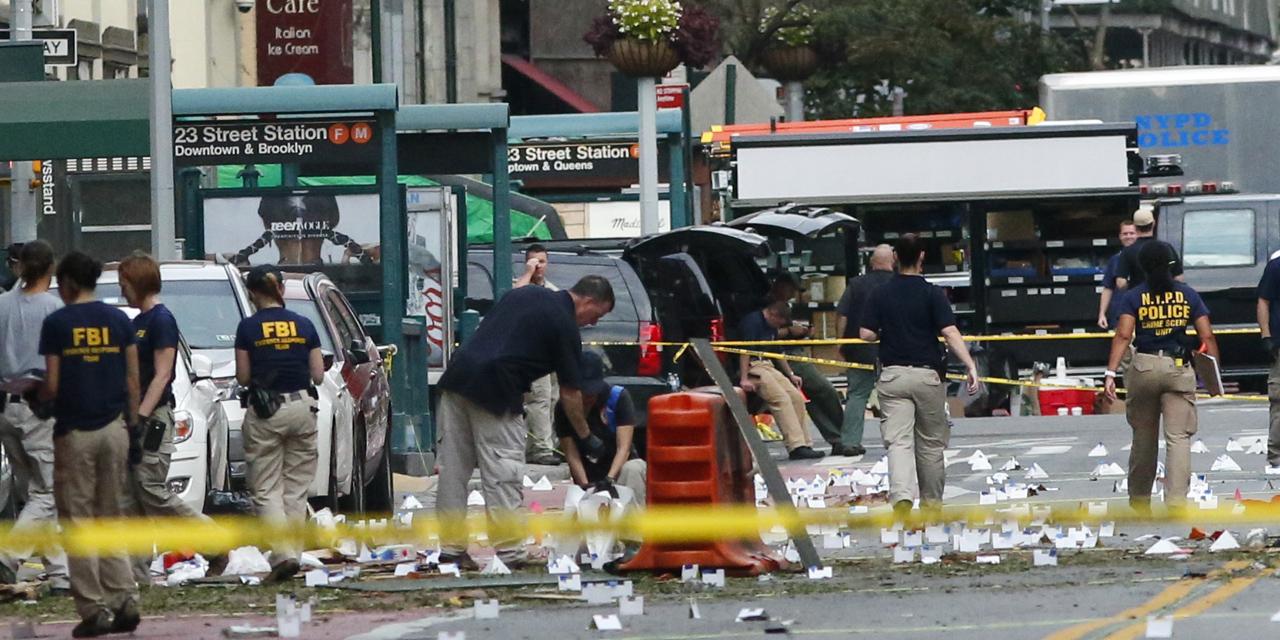 Une nouvelle explosion dans une gare près de New York