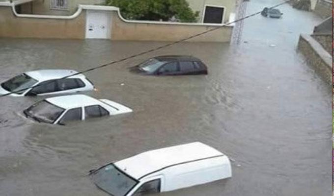 Nuit de protestations à Sousse : Une route bloquée et des pneus brulés