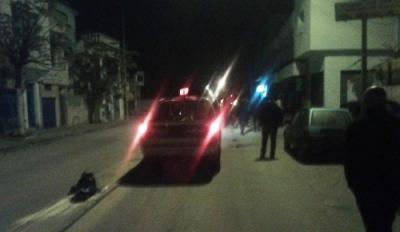 Tunisie- Le Kram : Tension et affrontements entre la police et des fauteurs de troubles