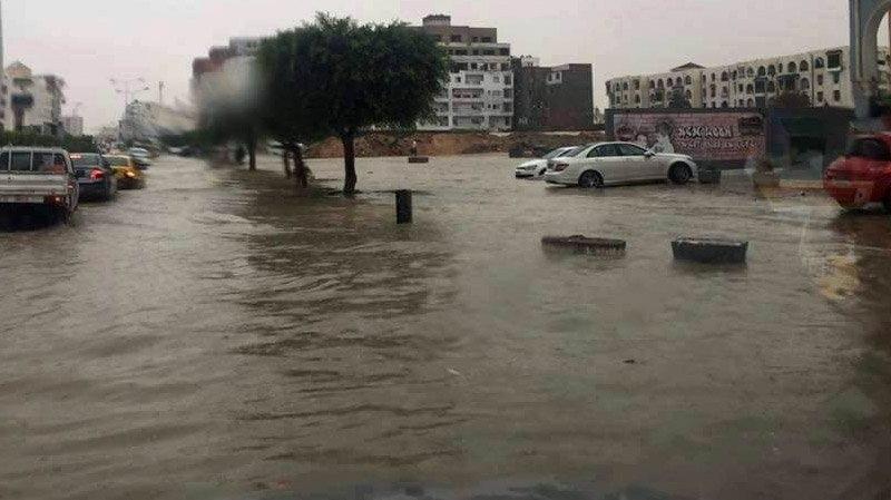 Tunisie: Les intempéries provoquent la fermeture de plusieurs routes