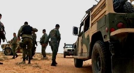 Tunisie – Dhehiba : Un soldat décède par balle