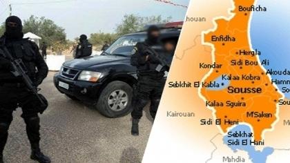 Tunisie – Sousse : Découverte d'un camp d'entrainement de terroristes