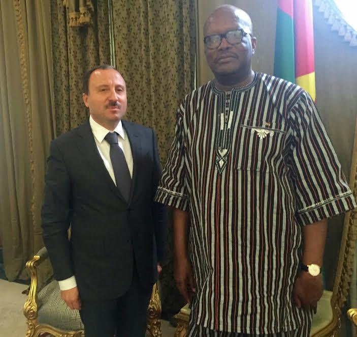 Bassem Loukil-Président Burkina