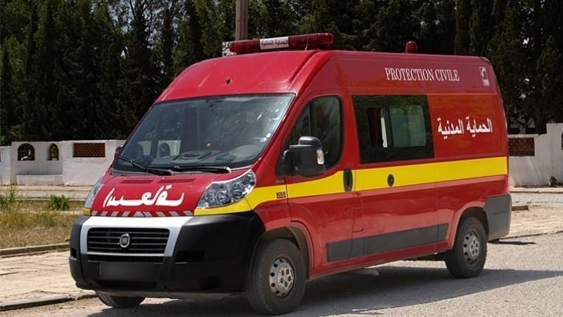 Gafsa : une dizaine de morts et de blessés suite à un accident de la route