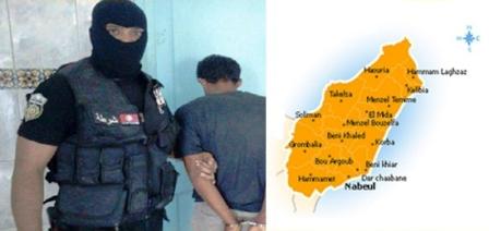 Tunisie – Hammamet : Arrestation de sept personnes pour envoi de jihadistes aux zones de conflits