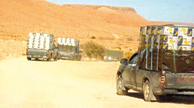 Tunisie : Pick-up Republic…