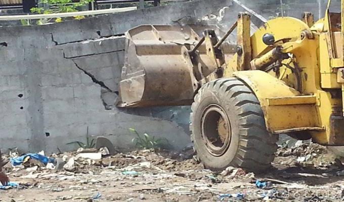 Démolition à l'Ariana de 30 bâtiments construits sur un domaine de l'Etat