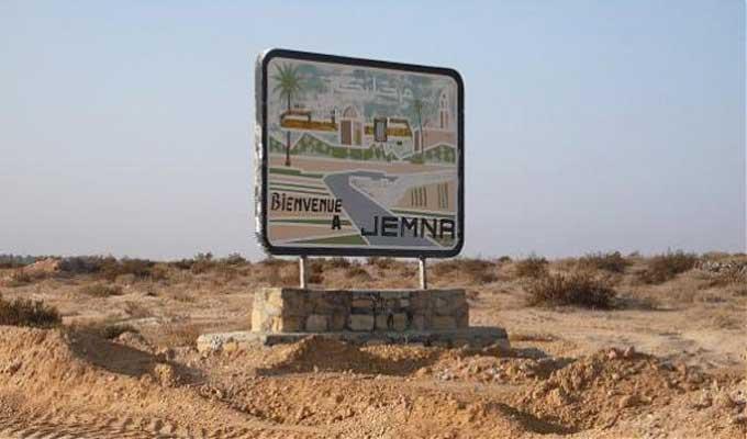 En réponse au gel des comptes de leur association, les habitants de Jemna ferment leurs comptes bancaires