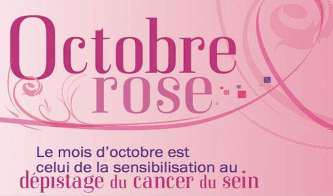 Top L'UNFT lance sa campagne de lutte contre le cancer du sein KU07