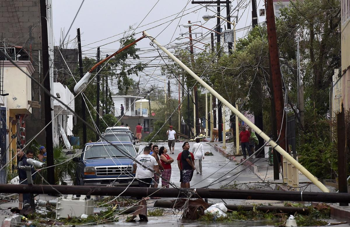 L'Ouragan Matthew classé en catégorie 5, le dernier échelon de l'échelle Saffir-Simpson