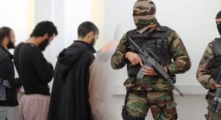 Tunisie – Cite Ettadhamon : Arrestation de trois terroristes qui projetaient un attentat contre le district de la garde nationale