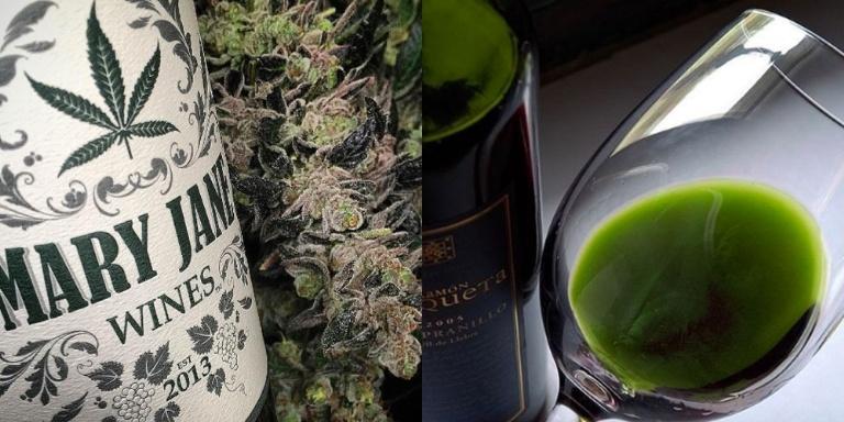 weed-wine