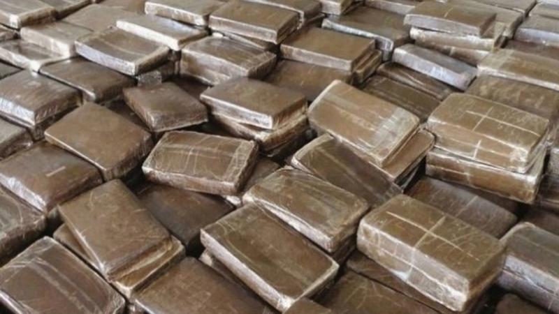 Algérie: 16 quintaux de cannabis saisies à la frontière Ouest