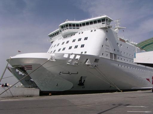 Tunisie: suite au décès d'une fille sur le bateau Carthage, le capitaine donne sa version