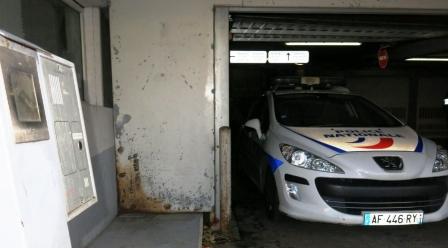 Un lance-roquette découvert dans un box de parking — Evry