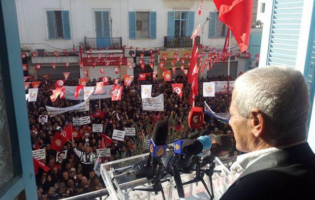 Tunisie- Houcine Abassi lance un dernier avertissement au gouvernement