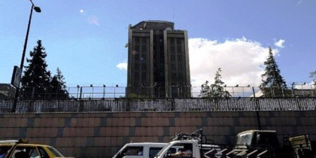 L'ambassade de Russie à Damas ciblée par des tirs de mortiers