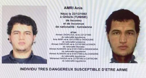 Pourquoi le ministre de Justice de Hambourg a-t-il bloqué l'avis de recherche d'Anis Amri?