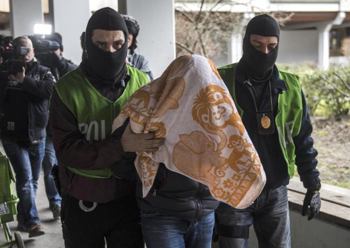Attentat de Berlin: Arrestation en Allemagne d'un possible contact de Anis Amri
