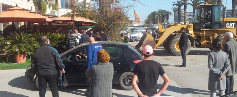 Récupération des domaines de l'Etat: Démolition à Oued Ellil de maisons et cafés