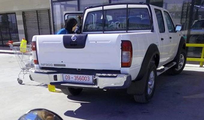 tunisie 3 uniquement des voitures administratives changeront de plaque d 39 immatriculation. Black Bedroom Furniture Sets. Home Design Ideas