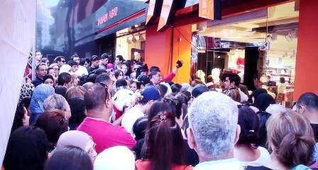 Tunisie- Report des soldes chez Hamadi Abid pour des raisons sécuritaires ?