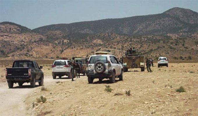 Un centre de retransmission à Jendouba cible d'une attaque d'un groupe armé