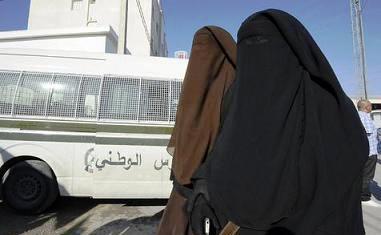 Tunisie – Le Kef : Arrestation de trois épouses de terroristes