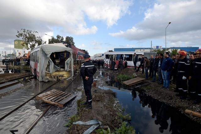 Collision entre un train et un bus: Liste des victimes