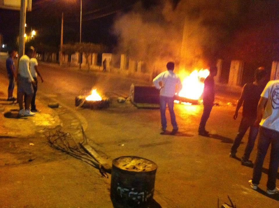 Gabès: Nuit de tension à El Hamma