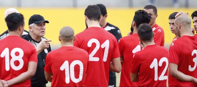 Tunisie- CAN 2017: le onze qui sera aligné face au Zimbabwe