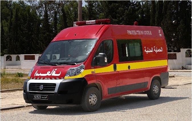 Protection-civile-tunisie