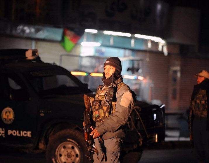 Les talibans revendiquent un double-attentat près du parlement de Kaboul — Afghanistan