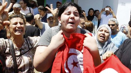 Tunisie – Arrestation de la fille de Feu Mohamed Brahmi